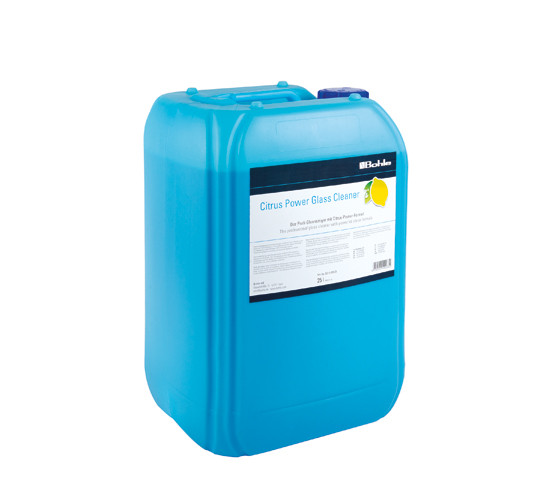 Bohle Glass Cleaner container with 25 l