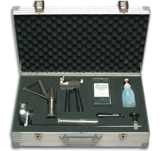 Thick Glass Cutting Kit in Aluminum Case