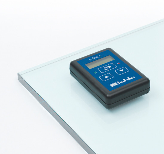 Measuring Device Bohle TinCheck® for Determining the Tin Side