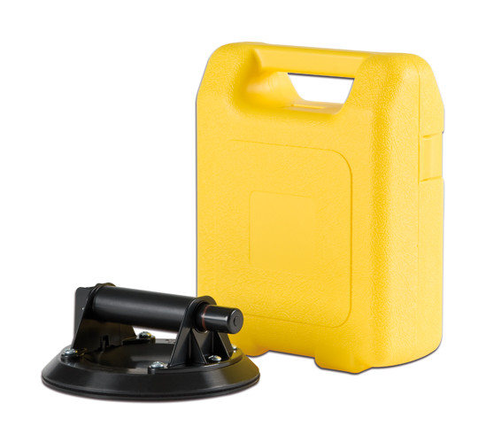 Wood's Powr-Grip® Pump-Activated Suction Lifter, Made of Plastic, N4000