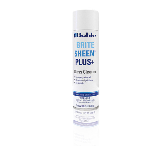 Brite Sheen™ Plus Glass Cleaner
