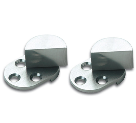 "Glass Door Hinge Swing round large ø 1-3/16"" (30 mm) 1 x removable axle"
