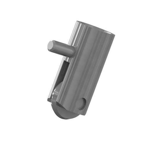 Complete holder with PCD wheel type 483