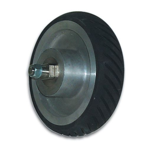 Contact roll for Grinding Interior Radii