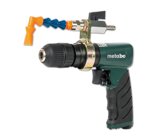 Pneumatic Drilling Machine DB 10 with quick-action chuck and cooling system