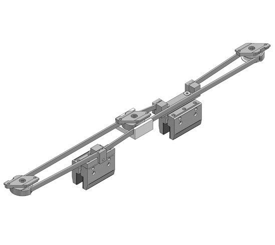 Bohle MasterTrack® FT Accessory Set Synchro