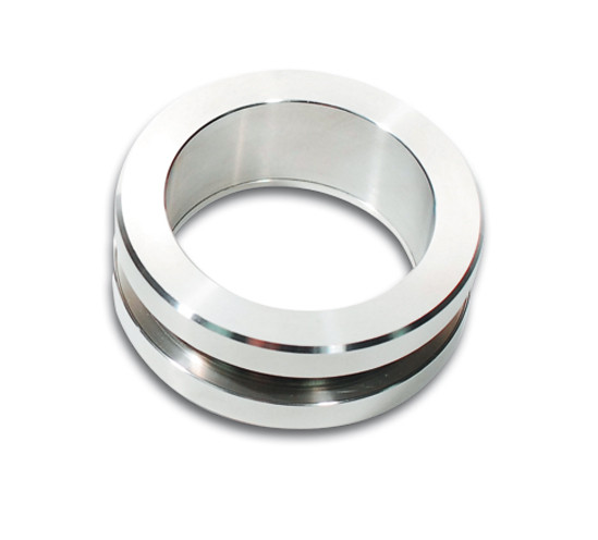 Flush Handle round with opening