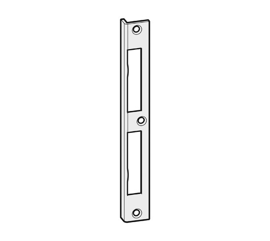 Strike Plate Latch and Bolt