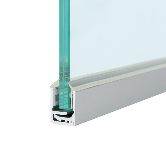 2-part fixed lite(s) glazing u-channel