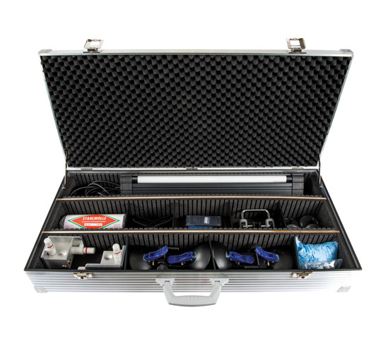 Professional Kit with VERIFIX® Fixation Devices and UV Lamp