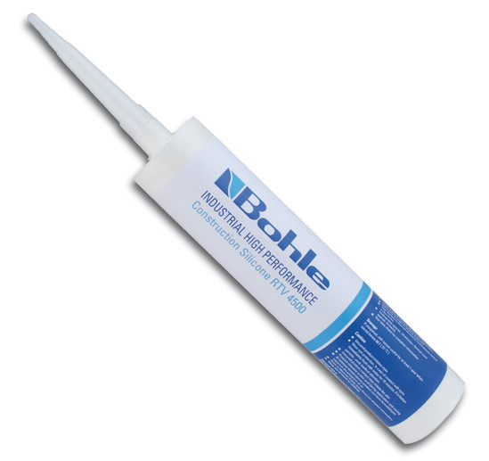 Bohle Industrial High Performance Construction Silicone RTV 4500