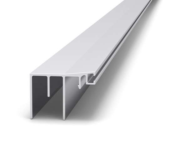 VetroMount® cladding trim