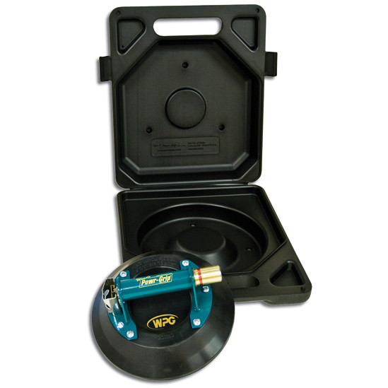 Wood's Powr-Grip® Pump-Activated Suction Lifter, Metal N6450