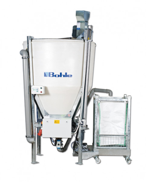 The Sedimentor 2.4P Coolant Cleaning System