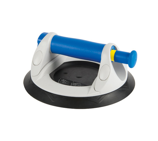 Veribor® pump-activated suction lifter made of plastic in Carrying Case (formerly Part # B0 601BL)