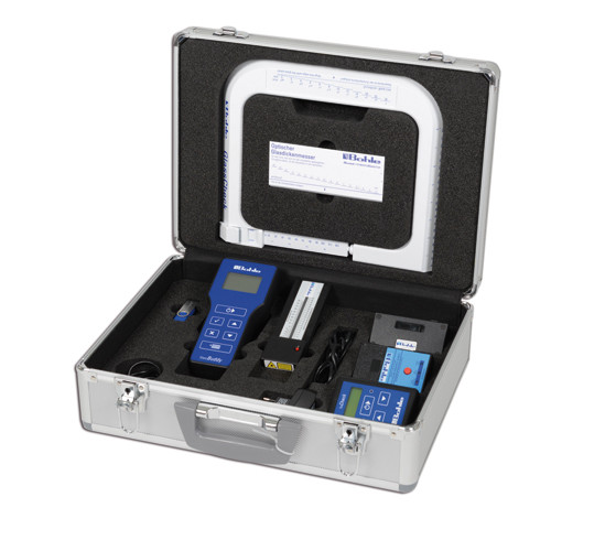Bohle Glass Measuring Set in Carrying Case