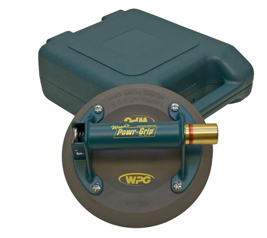 Wood´s Powr-Grip® Pump-Activated Suction Lifters Made of durable plastic N4850LLM