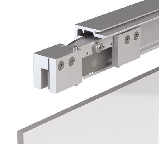 Bohle Optima 150 Complete Sliding Door Kit Wall Mounting
