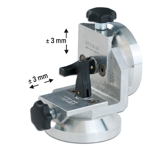 Angle Suction Holder Verifix® 90° adjustable