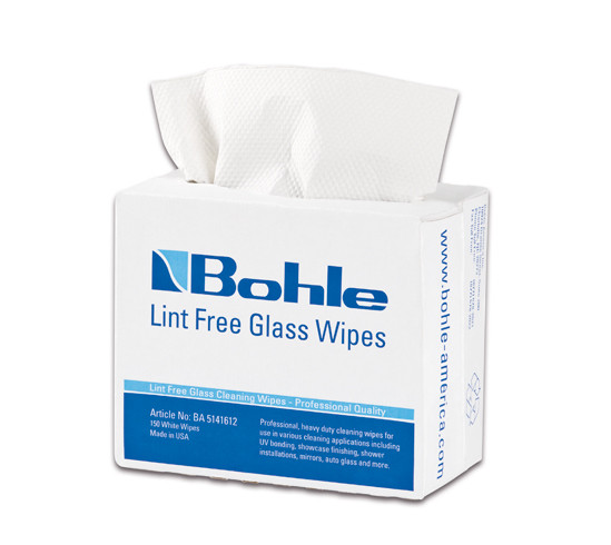 Lint Free Paper Wipes