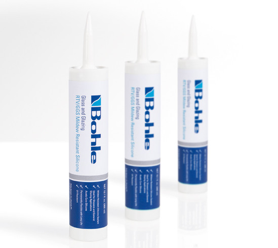 Bohle Glass & Glazing Mildew Resistant Silicone
