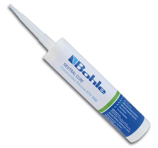 Bohle Neutral Cure Construction Silicone RTV 7500