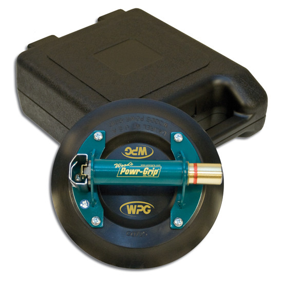 Wood's Powr-Grip® Pump-Activated Suction Lifter, Metal N5450