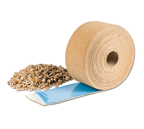 Cork Protective Pads, Static Cling